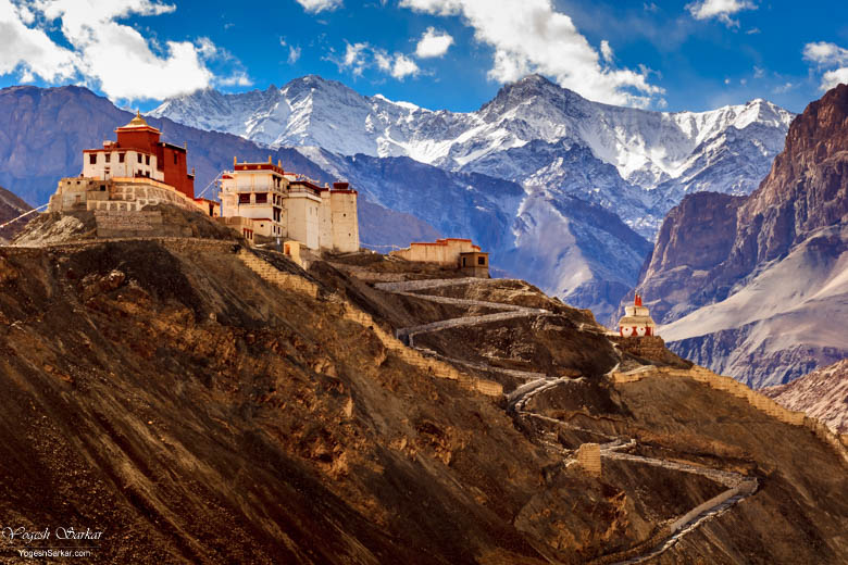 Tingmosgang-monastery