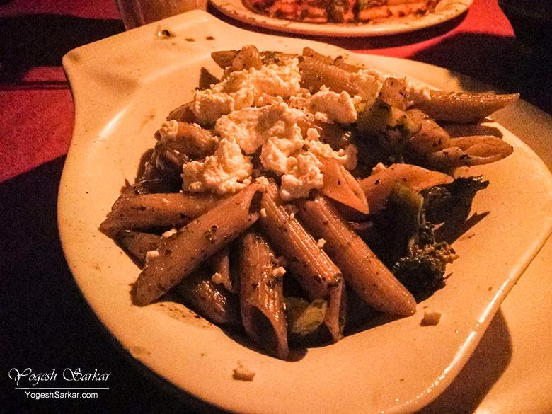 pasta evergreen cafe kasol