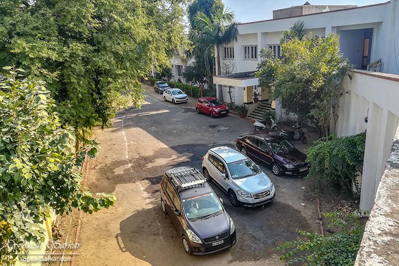 rtdc-sarovar-parking