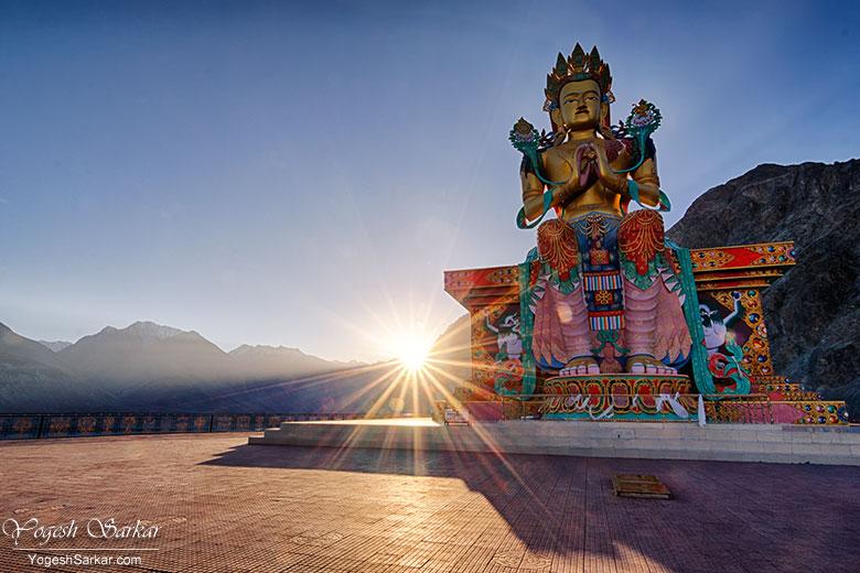 maitreya-diskit-monastery