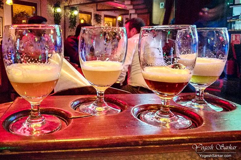 beer tasters