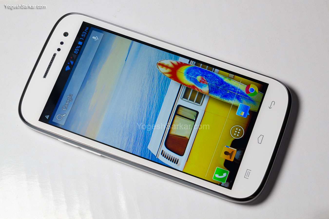 detailed pictures 7fb69 a6114 Bought Micromax Canvas HD A116 | - YogeshSarkar.com